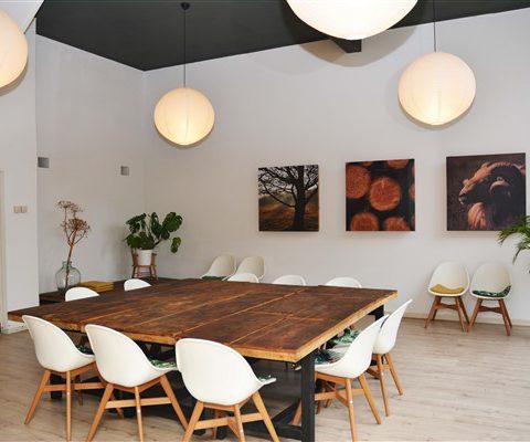 Groepsaccommodatie met veel ruimte voor familieweekend of vriendenweekend in Drenthe.