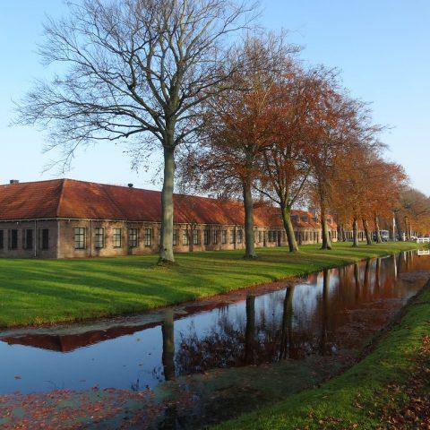 Logeren in het Hiekerhoes en het gevangenismuseum in Veenhuizen bezoeken.